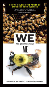 portada del llibre We are smarter than me